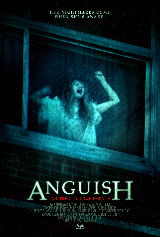 Anguish - Poster
